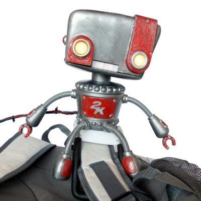 3D Printed Animatronic Robot