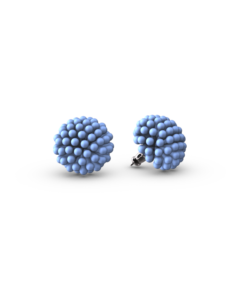 3D PRINTED STUD EARRINGS