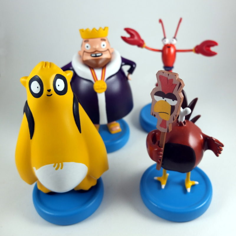 TINKERSHRIMP & DUTCH 3D MODELS GROUP