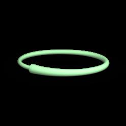 Green 3D Printed Bangle