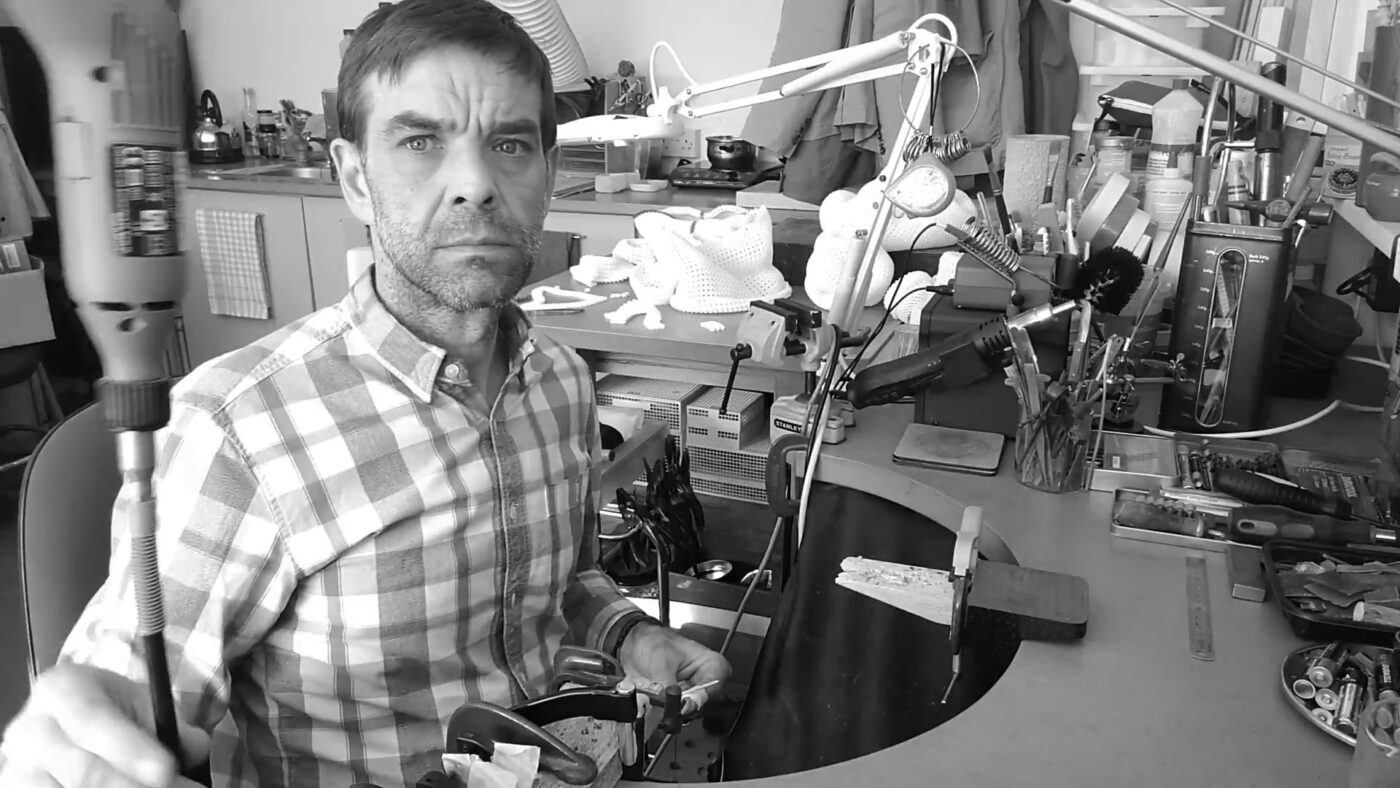 Mark Bloomfield Making